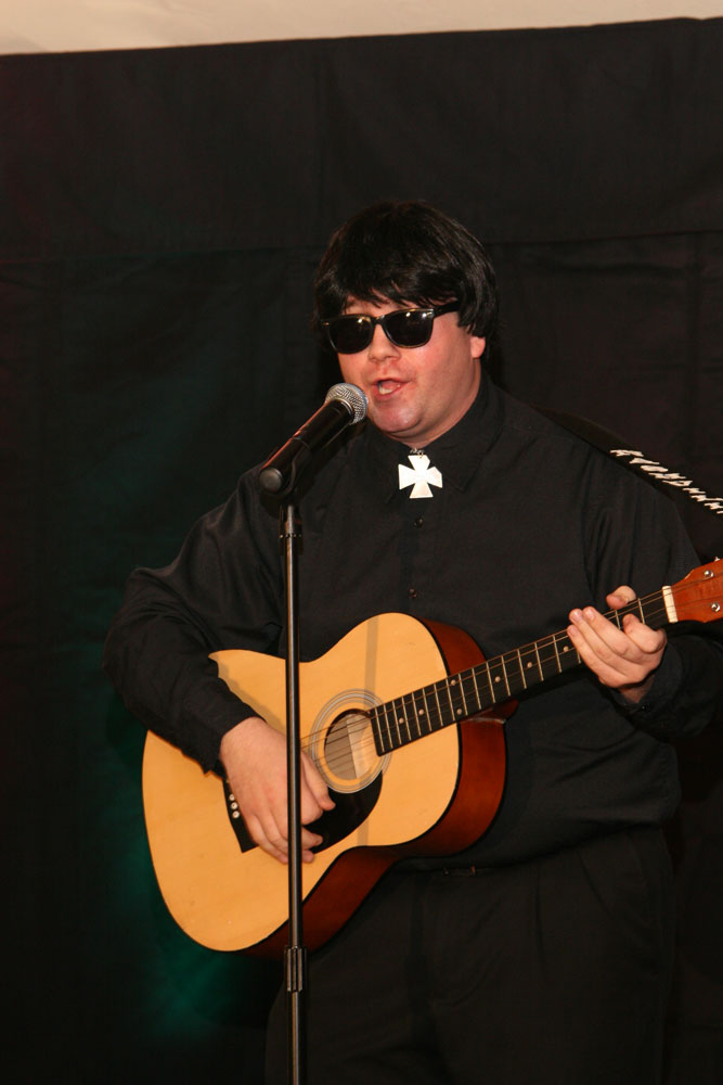 andy davis as roy orbison, plav post 10, hamtramck, empire entertainment, legends live